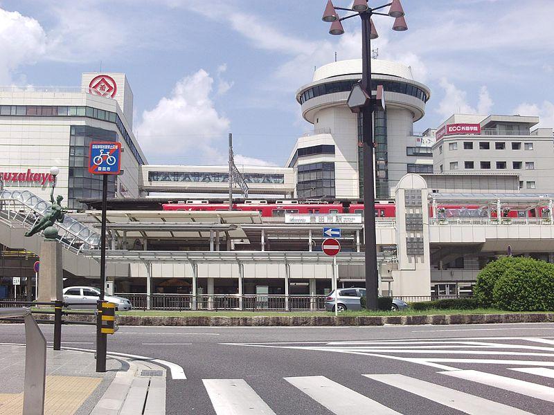 豊田市駅に行ってみた