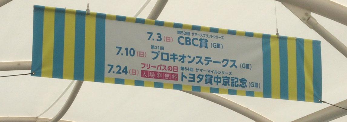 トヨタ賞中京記念
