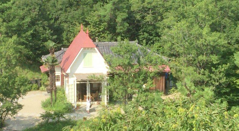 サツキとメイの家の外観