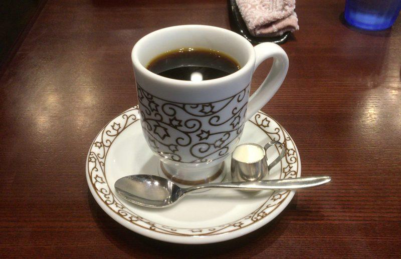 元町珈琲のブレンドコーヒー