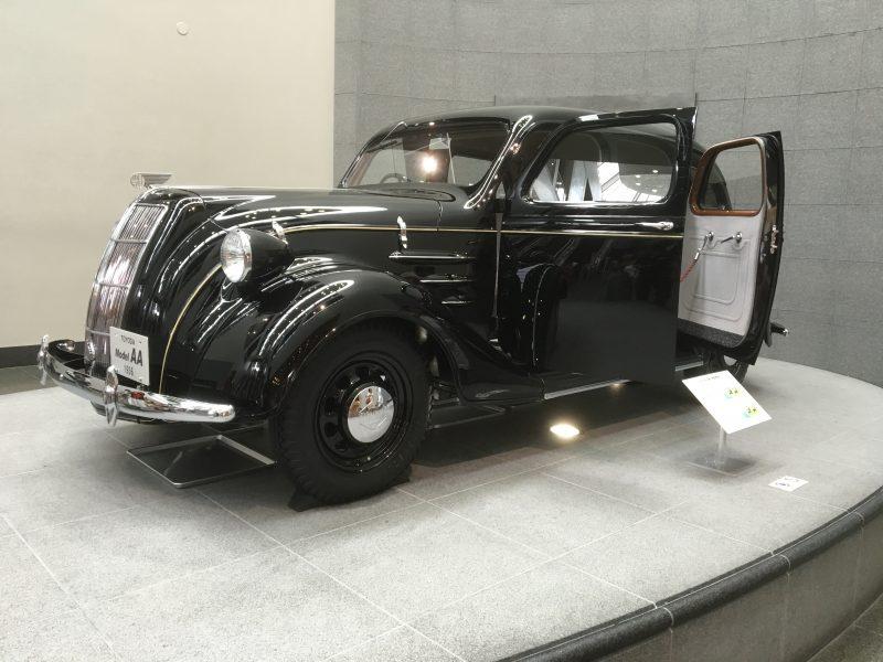 トヨタAA型乗用車