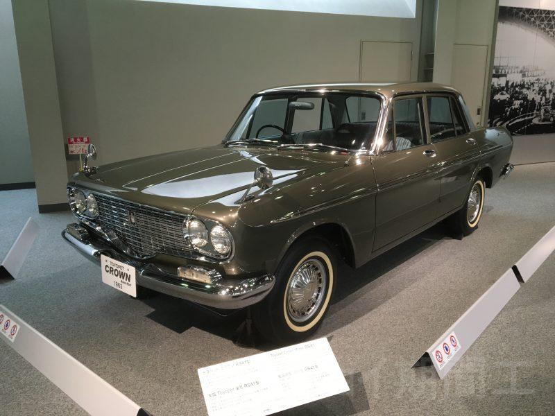 トヨタクラウンRS41