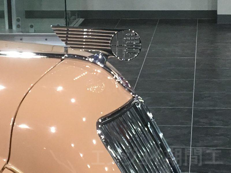 トヨタ初期型エンブレム